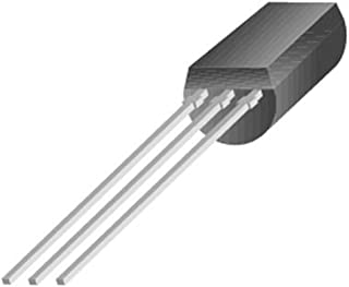 Fairchild Semiconductor J112. Transistor, JFET, N Channel, 3-Pin, 4.7 mm H x 4.7 mm L x 3.93 mm W (Pack of 20)