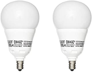 Ikea E12 LED Bulb 600 8.6 Watt (2 Pack)