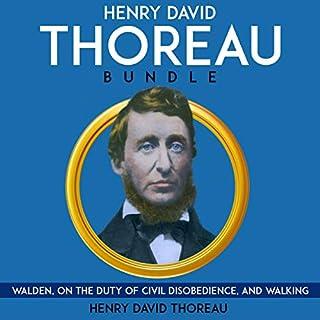 Page de couverture de Henry David Thoreau Bundle