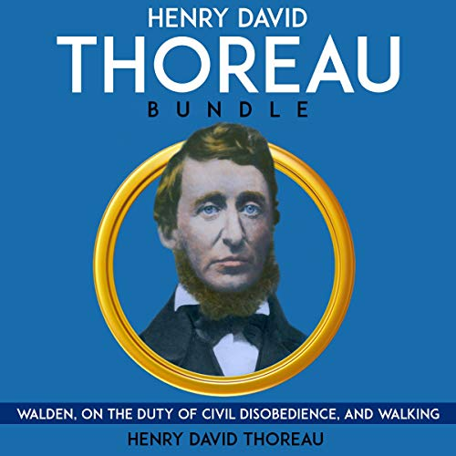 Henry David Thoreau Bundle cover art