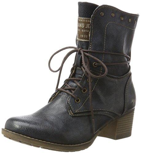 MUSTANG Damen 1197-508-820 Stiefel, Blau (Navy), 39 EU