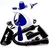 Vaporeta limpieza hogar, Limpiador a vapor, Vaporeta de mano, 1050W.