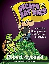 Robert Kiyosaki Books - Escape The Rate Race