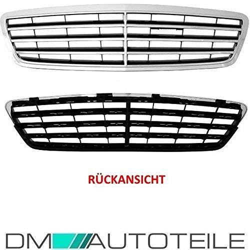 DM Autoteile C-Klasse S203 W203 Kühlergrill Avantgarde Elegance 00-07 Facelift Optik
