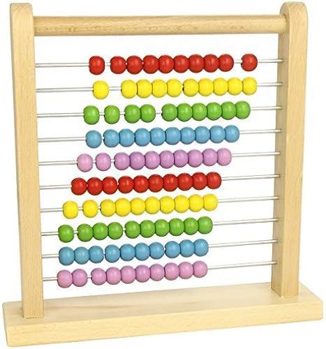 auténtico Andreu Toys Toys Toys 30.5 x 7.5 x 30.6 cm Abacus (Multi-Colour) by Andreu Toys  comprar mejor