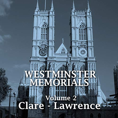 Westminster Memorials - Volume 2 audiobook cover art