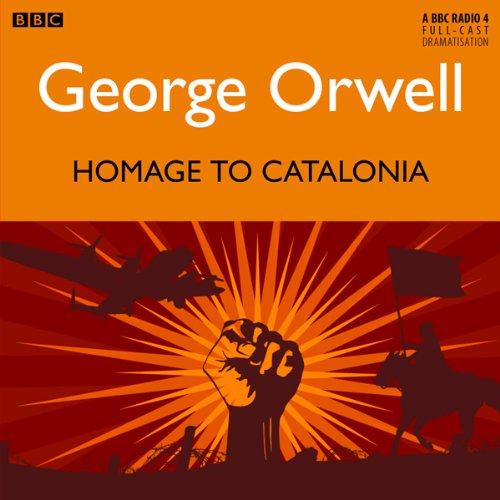 Couverture de Homage to Catalonia