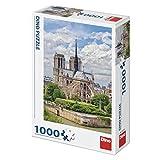 Dino Toys 532748 - Puzzle catedral Notre Dame (1000 piezas)