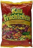 Kau Früchtchen – Leckere Kau Bonbons mit fruchtigengeschmacksrichtungen für Klein