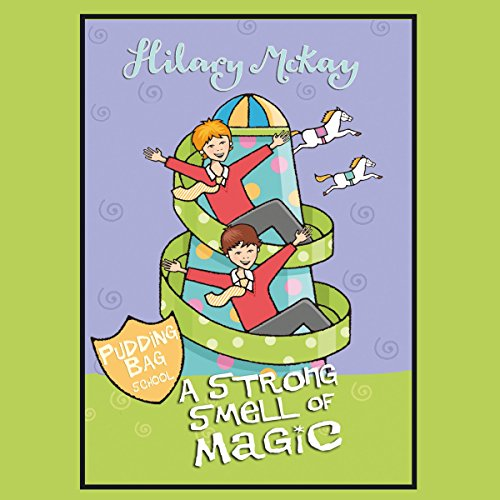 A Strong Smell of Magic cover art