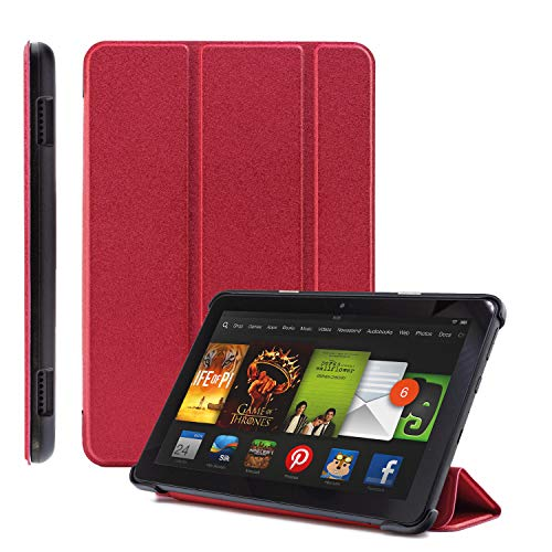 COOVY Ultra Slim Cover für Amazon Kindle Fire HD 8 (10. Gen. Model 2020) Smart...
