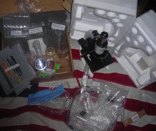 Labpaq Biology Microscope Kit BK-2A