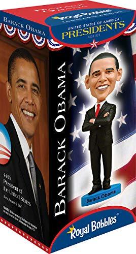 Royal Bobbles Barack Obama Bobblehead