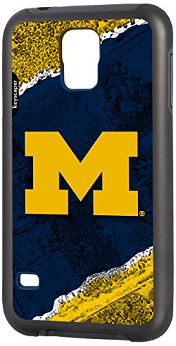 Keyscaper Cell Phone Case for Samsung Galaxy S5 - Michigan Wolverines