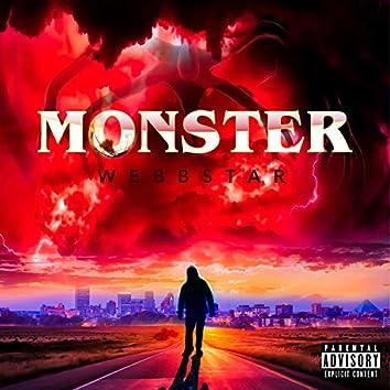 Monster (feat. Webbstar)