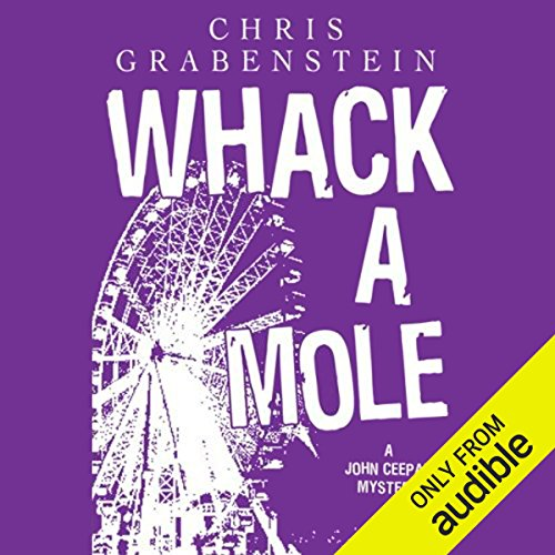 Whack-a-Mole      John Ceepak, Book 3              By:                                                                                                                                 Chris Grabenstein                               Narrated by:                                                                                                                                 Jeff Woodman                      Length: 7 hrs and 51 mins     3 ratings     Overall 4.3