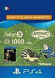 Fallout 76: 1000 (+100 Bonus) Atoms - 1000 Atoms Edition | Codice download per PS4 - Account italiano