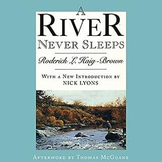 A River Never Sleeps cover art