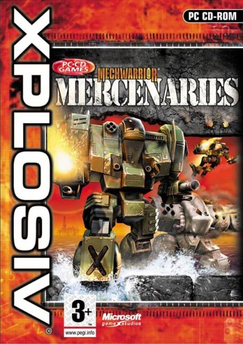 5 popular Mechwarrior Direct store 4: Mercenaries