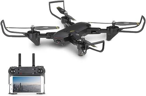 Tienda de moda y compras online. Avión de Control Remoto de Juguete Que Les Les Les Gusta a Drone Plegable RC Drone720P Gran Angular WiFi FPV Drone (Talla   3)  suministro directo de los fabricantes