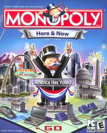 Monopoly Here & Now - PC