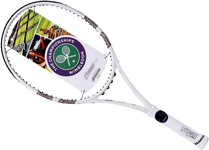 Racchetta da tennis in fibra di carbonio B07STDTR44