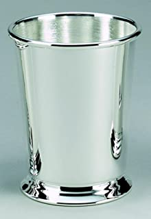 MINT JULEP CUP - MINT JULEP CUP, SILVER PLATED. by Creative Gifts International