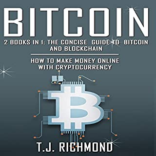 Bitcoin: 2 Books in 1 audiobook cover art