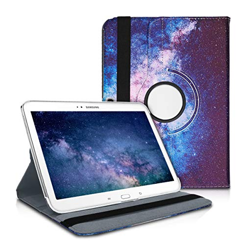kwmobile Funda para Samsung Galaxy Tab 3 10.1 P5200/P5210 - Carcasa [360...