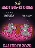 Uli Stein Bedtime-Stories Kalender 2020: Wandkalender - Uli Stein
