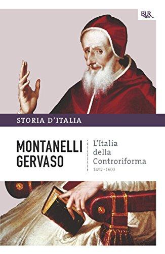 L'Italia della controriforma - 1492-1600: La storia d'Italia #4