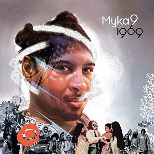 Album Art for 1969 by Myka 9
