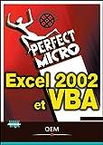 EXCEL 2002 ET VBA (EYROLLES)