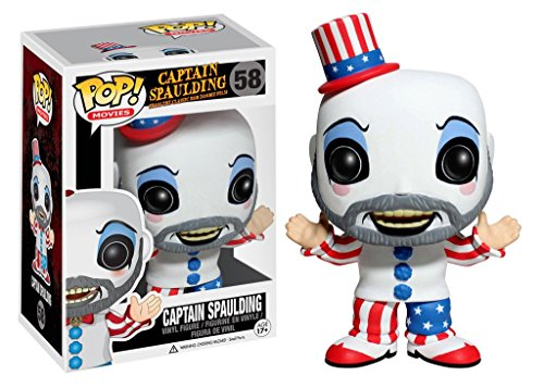 Funko Pop Movies House 1000 Corpse Captain Spaulding