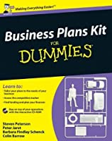 Business Plans Kit For Dummies by Steven D. Peterson Peter E. Jaret Barbara Findlay Schenck Colin Barrow(2009-07-27)