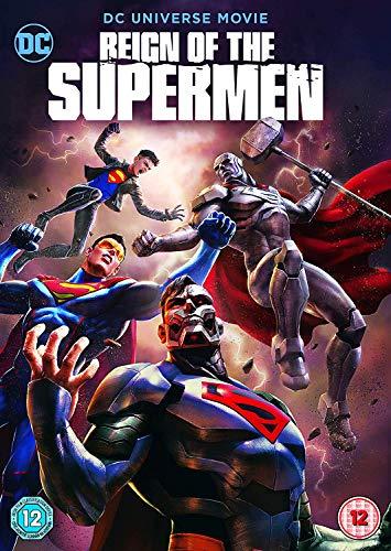 Reign of the Supermen [DVD] [2019]