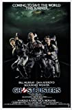GHOST BUSTERS MOVIE POSTER PRINT APPROX SIZE 12X8 INCHES by