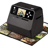 Escáner de película para 135mm Negativos y Diapositivas, Digitalizador de Alta resolución de 10MP, Convierte Fotos y películas a Archivos JPG Digitales