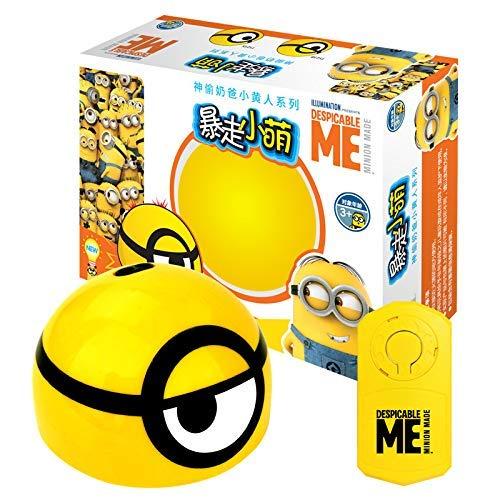 Juguete de inducción, Juguete Inteligente de Escape Despicable Me de sensores Infrarrojos Muñecas Juguetes Regalos para niños (Estilo: sin Control