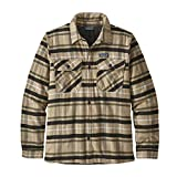 Patagonia Insulated Fjord Flannel Jacket - Chemise Homme