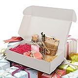 Zoom IMG-2 kurtzy scatole bianche con coperchio