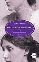 Do Explícito ao Implícito de Maria A. Galbiati pela Livrus Negócios Editoriais (2013)