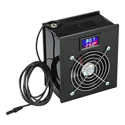 KKmoon 70W Termostato Enfriador de Aguacon TemperaturaControladora