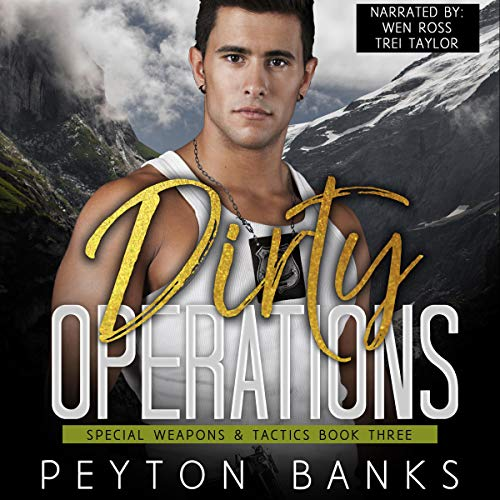 Dirty Operations Audiobook By Peyton Banks cover art