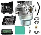 LEIMO New GCV160 Carburetor carb for Honda HRT216 HRR216 GCV160a HRS216 Engine Replace 16100-Z0L-023- LawnMowerCarburetor for Honda GCV160