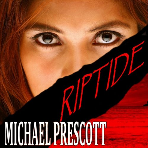 Riptide audiobook cover art