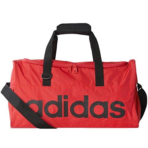 Adidas Lin Per Tb S Borsa Sportiva, Rosso (Rojray/Nero/Nero), S