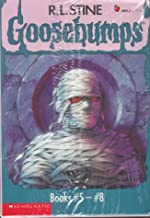 Goosebumps/Books 5-8