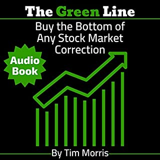 The Green Line: Buy the Bottom of Any Stock Market Correction audiobook cover art