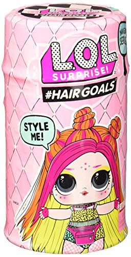 LOL SURPRISE 155779 Innovation Doll Hair Goals, Muñeca de Plástico